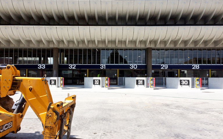 Preston Bus Station: Refurbishment, Preston, UK 2015-ongoing