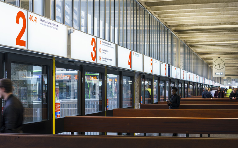 Preston Bus Station: Refurbishment, Preston, UK 2015-2018