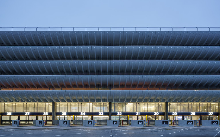 Preston Bus Station: Masterplan & Public Realm, Preston, UK 2015-ongoing